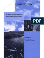 Global Governance- Drawing Insights From the Environmental Experience Yazar- Oran R. Young