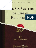 The Six Systems of Indian Philosophy - 9781440065620