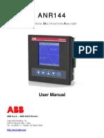 ANR144 User Manual