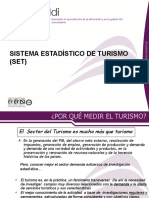 ESTADISTICAS DE TURISMO 2
