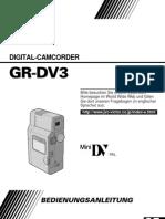 JVC GR-DV3