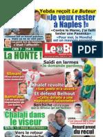 LE BUTEUR PDF du 18/05/2011