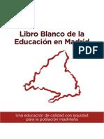 Libro Blanco Educación
