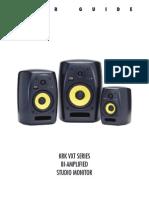 Vxt Manual