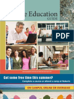 College Education Guide