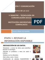 IEC - Etapaz 1- 5