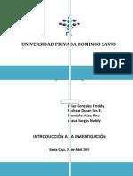 Monografia Ley 045 Contra El Racismo y Toda Forma de Discriminacion