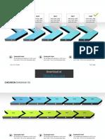Chevron diagram 3D