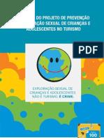 Cartilha de Prevenção à Exploração Sexual de Crianças e Adolescentes no Turismo