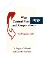 15214171 War Central Planning Corporations Schroder Schechter