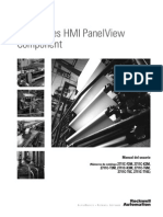 Terminales HMI PanelView Component - español