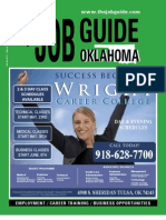Job Guide Volume 23 Issue 10 Oklahoma