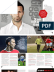 Football+ Interview With Ryan Giggs