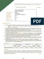 Research Report on Sterlite Technologies by Moneybee