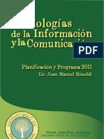 Planificación y Programa 2011