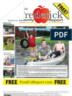 Frederick County Report 05/18/2011