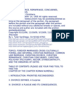 Marriage Divorce Remarriage Poly Gyn y