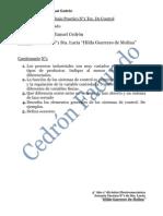 Trabajo Practico N°1 - Elementos generales de Tec. De Control - Alumno Cedrón
