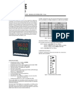 Novus N960 - Datos técnicos 05