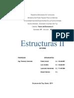 Trabajo de Estructuras II