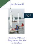 50th Anniv. River Rats Sailing