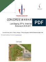 CONCORDE Man Hat Tans Landscape,STP&Amenities Visual Status