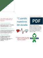 donacion de organos 2