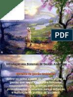 Sistemas e Técnicas de Análise Ambiental
