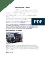 United Parcel Service Resumen