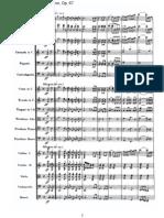 IV. Allegro 5 Sinfonia de Beethoven