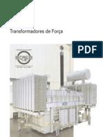 Transformadores de Força a oleo_catalogo