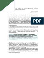 Instancias de evaluación gubernamental en México