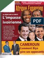 55580377 Crise Ivoirienne Journal Afrique Expansion
