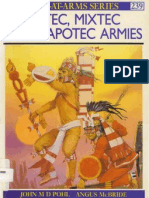Aztec, Mixtec and Zapotec Armies
