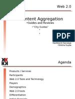 city guides web 2.0