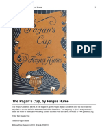 The Pagan's Cup - Fergus Hume