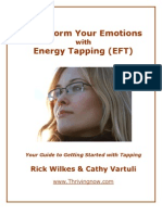 Thriving Now Energy Tapping EFT