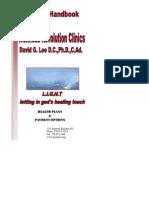 Dr Lees Patient Handbook
