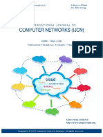 International Journal of Computer Networks (IJCN) Volume 3 Issue 1