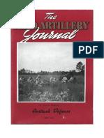 Field Artillery Journal - May 1941