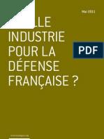 Quelle industrie pour la défense française ? Guillaume Lagane