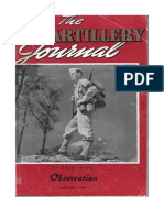 Field Artillery Journal - Jan 1942