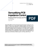 Pcb Impedance Conrol