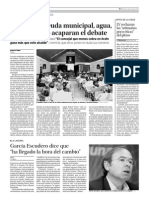 Diario de Avisos. Miércoles 18/05/11