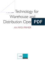 RFID Technology for Warehous