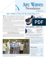 Spring 2011 Newsletter FINAL