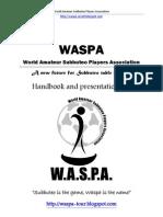 WASPA Handbook