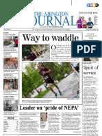 The Abington Journal 05-18-2011