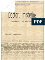 55519036 Alexandre Dumas Doctorul Misterios Vol 2 Fiica Marchizului v BlankCd