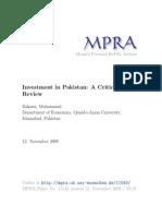 MPRA Paper 11543